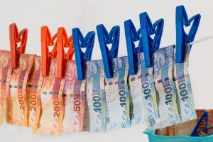 witwassen geld