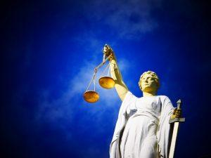 vrouwe justitia cannabis
