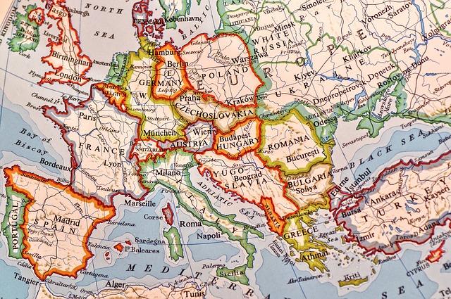 kaart europa cannabis
