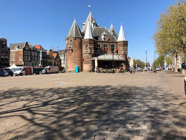 Corona coffeeshop Amsterdam ingezetenencriterium